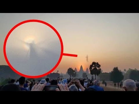 10 Real God Caught on Camera - YouTube