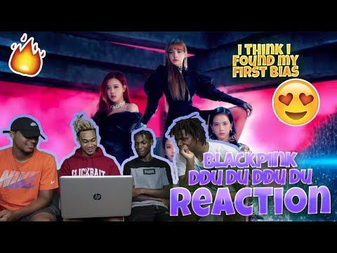 BLACKPINK - '뚜두뚜두 (DDU-DU DDU-DU)' M/V - REACTION | MY FIRST BIAS?!