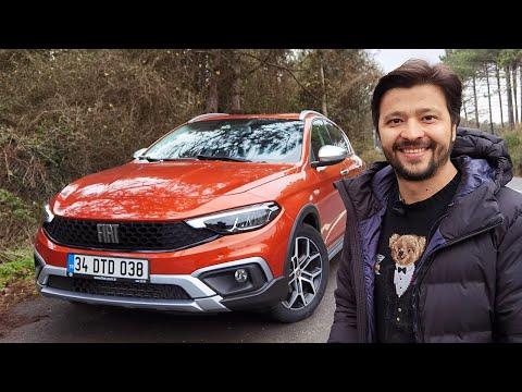 Fiat Egea Cross Test Sürüşü - Sandero Stepway mi Egea Cross mu?