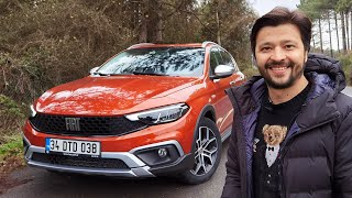 Fiat Egea Cross Test Sürüşü - Sandero Stepway mi Egea Cross mu?