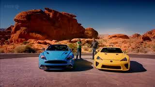 Top Gear  Путешествие по долине смерти  Часть 1
