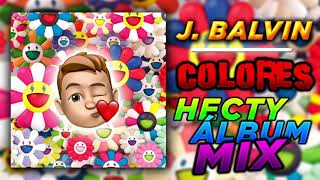 J. Balvin - Colores Album Mix by Hecty