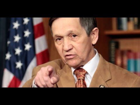 Thumbnail: Democrat Dennis Kucinich: President Trump is under attack by the Deep State!
