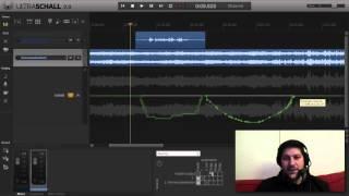 Ultraschall 21 - Ducking von Sprache und Sounds in einem Podcast