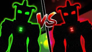 ALIEN X VS EVIL ALIEN X in Ben 10 Arrival of Aliens | Roblox Ben 10 | iBeMaine