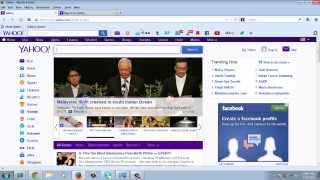 How To Sign In To Your Yahoo Toolbar