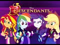 MLP PMV Descendants Rotten To The Core mp3