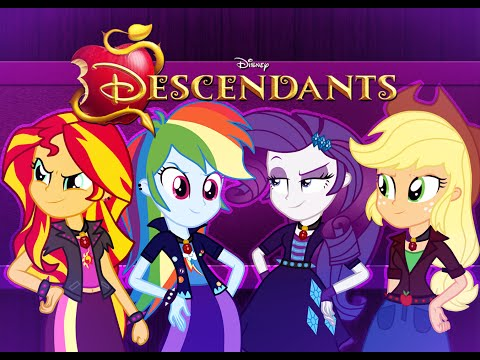 MLP [PMV] Descendants - Rotten to the core