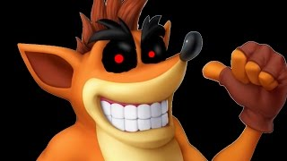 Crash.exe (Creepypasta & Gameplay)