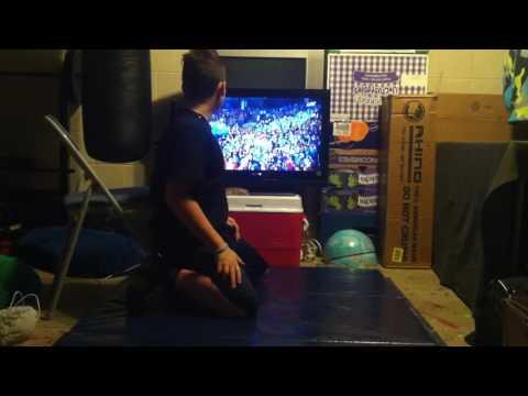 Crazy Kid Reacts To Goldberg Defeating Brock Lesnar At WWE SURVIVOR SERIES 2016