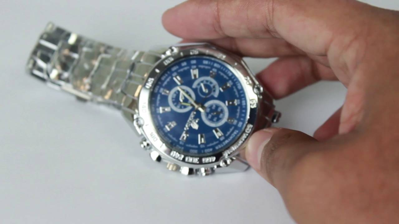 Unboxing ORLANDO Quartz Men's Watch