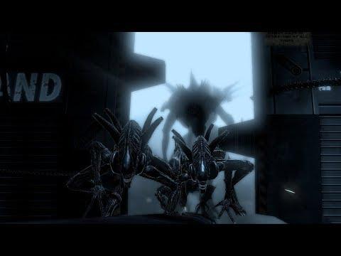 Aliens vs. Predator - Alien - Research Lab |