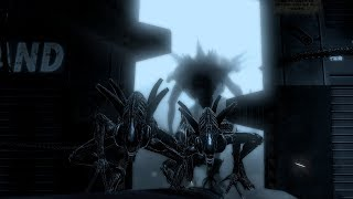 Aliens vs. Predator - Alien - Research Lab