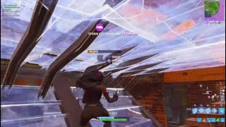My Best Clutch Ever - Swavy v PowerFort Clan Battle - Fortnite Battle Royale