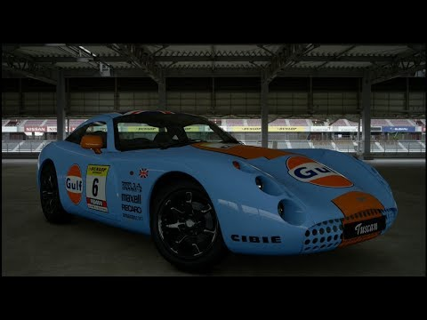 Hot Lap Sport: 2000 TVR Tuscan Speed 6 - Gran Turismo Sport