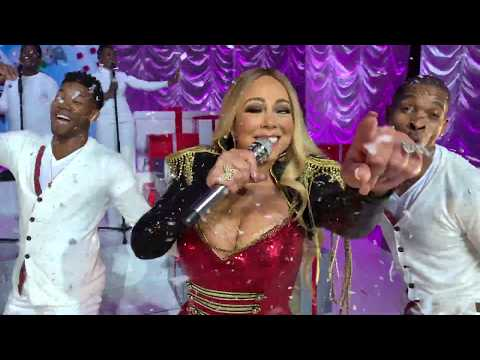 Mariah Carey - All I Want For Christmas Is You (Live from Europe) Mp3