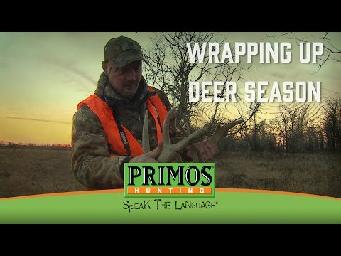 Will Primos And Brad Farris Both Kill Some Nice Whitetail Bucks- Primos Truth About Hunting Season16