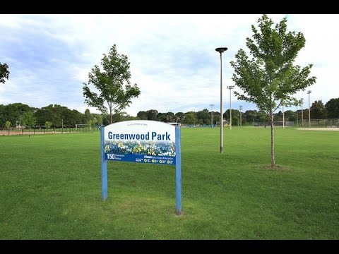 Leslieville Tours : Greenwood Park Tour Hosted by Benjamin Toronto Parks Canada