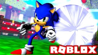SONIC IN ROBLOX! (Roblox Sonic.exe)