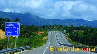 Kingston To Ocho Rios Via Jamaica&#39s Beautiful New Highway