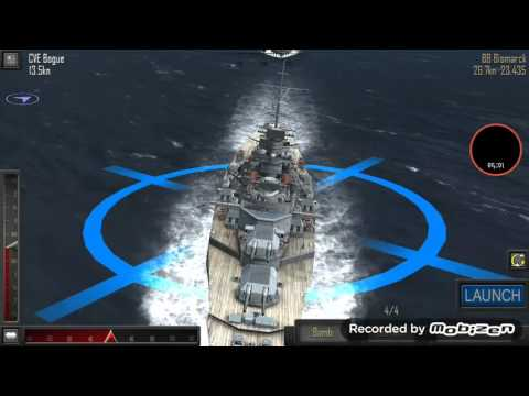 atlantic fleet 미국VS독일
