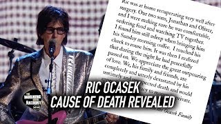 Ric Ocasek Cause of Death Revealed