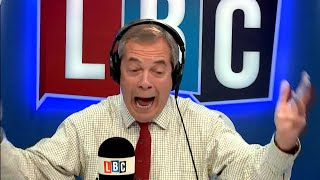 The Nigel Farage Show On Sunday: Is it too early to accuse Russia? 1/2 LBC - 18th March 2018
