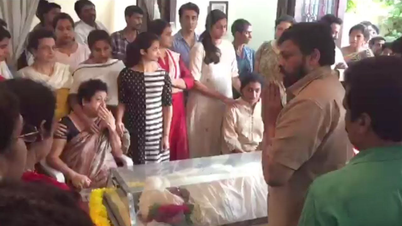 Image result for hari krishna death with chiranjeevi