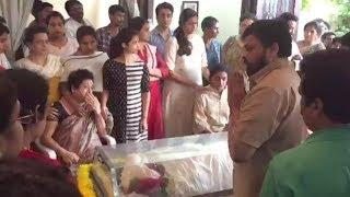 Nandamuri Harikrishna Funerals : Chiranjeevi and Ram Charan Pays Tribute to HariKrishna | NTV ENT