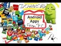 Download all ANDROID APPS AND GAMES on google play store on your android phone using p c