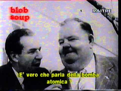 Oliver Hardy- Last Interview