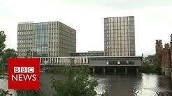 RIBA: City of Glasgow College, Riverside Campus - BBC News