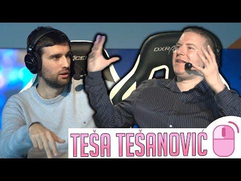DESNI KLIK Teša Tešanović - O Ženama, drogi i Fidget Spinneru | PRVI DEO
