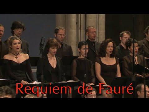 Requiem de Fauré - Ensemble Orchestral de Paris - Choeur Accentus