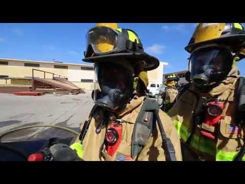 81st SDFD Fire Academy