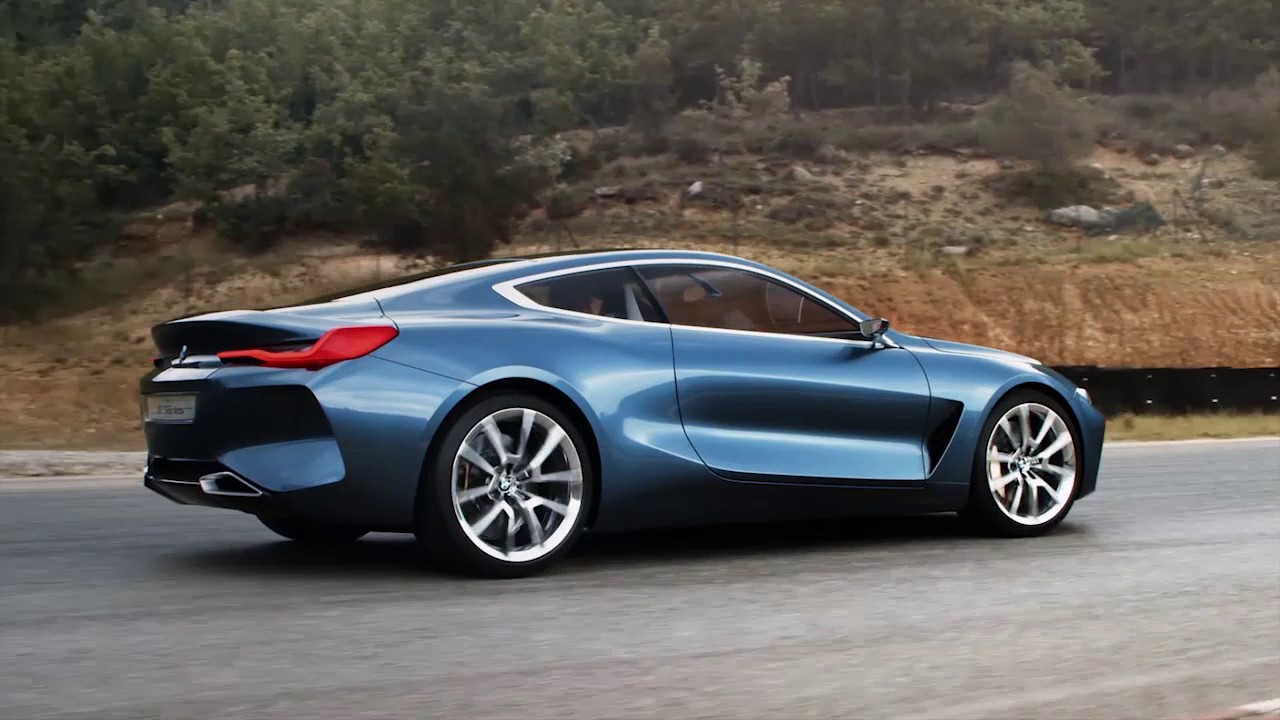 The All New 8 Series Concept Bmw Usa
