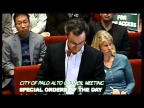 Open Data by Default Proclamation - City of Palo Alto - Feb 3, 2014