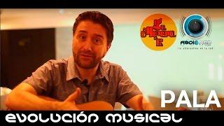 Pala (Carlos Palacio) Evolución musical + La deuda (acústico)
