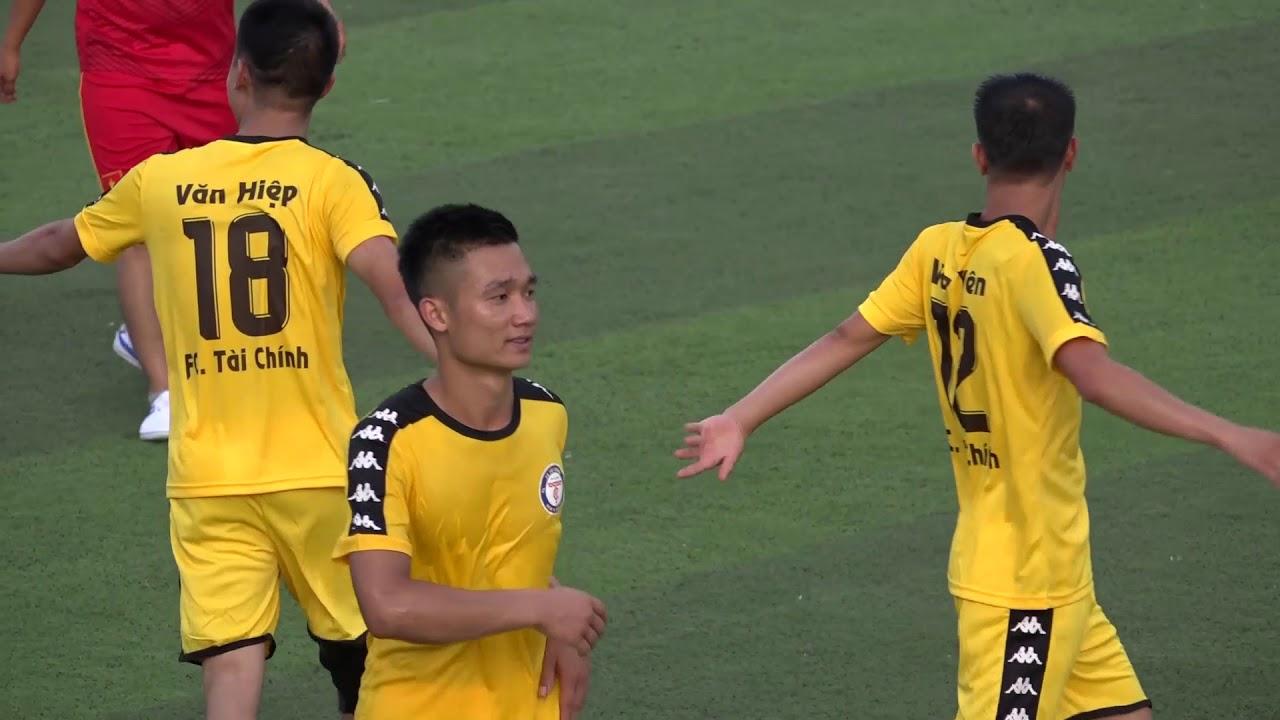 [Highlight] Chung kết – Giải bóng đá vô địch Phủi Sóc Sơn – Soc Son League S1-2018