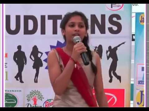 Mr & Miss Jammu Fashionista 2017 (First Episode)
