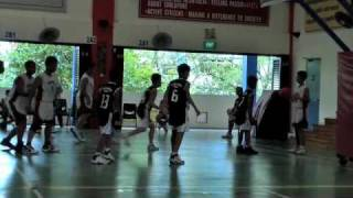 Senior Boys Nat Bball Comp 5 Apr 10 - Kranji v Telok Kurau Primary 3rd Quarter