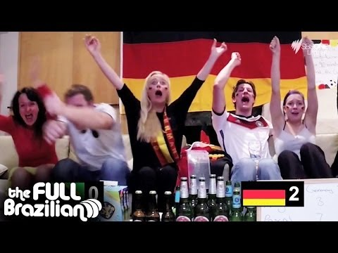 The Full B FanTube - Germany vs Brazil