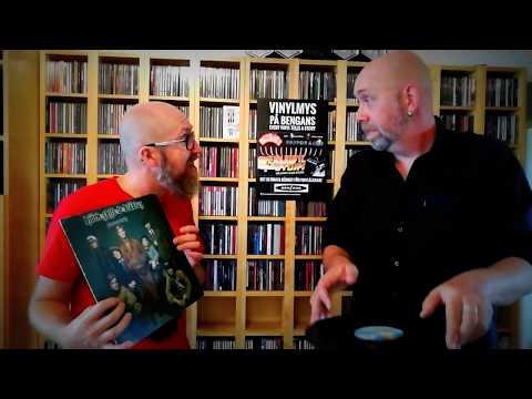 Jonas & Mattias tvättar vinyl - Del 11: Tom Petty & Björn Skifs