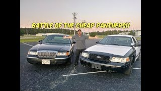 Grand Marquis VS Crown Victoria P71 Which is The BEST Bang for Your Buck??