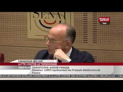 Audition   M  Bernard Cazeneuve, minitre de l'intérieur, consacrée à la lutte contre le terrorisme
