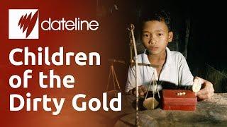 The Children Risking Their Lives Mining Gold thumbnail
