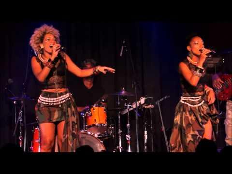 Les Nubians Interview + Live Performace @ The Birchmere