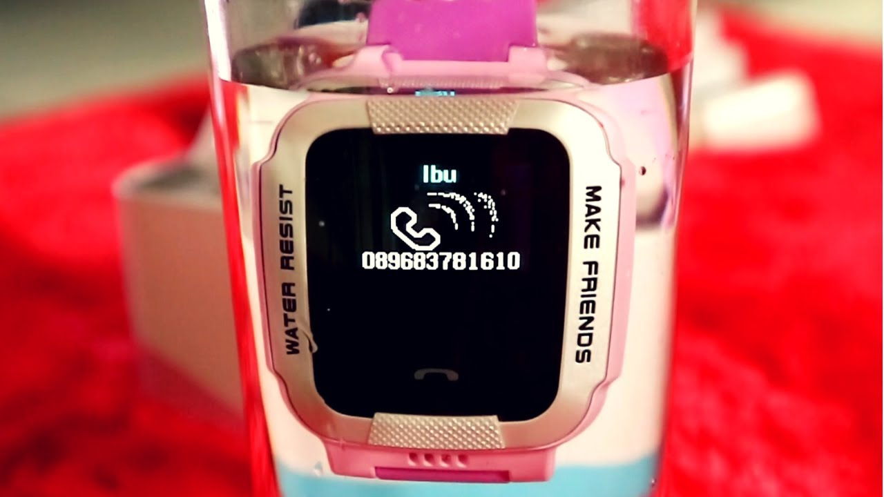 Jam Tangan Anak Tercanggih Imoo Watch Phone Y1 Unboxing Review