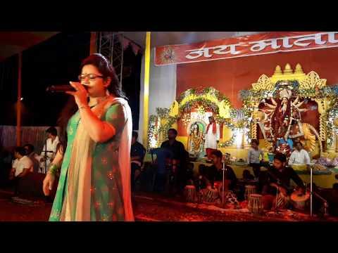 Kathi ke ho kakahi sitali maiya(pachra) devi geet live stage show