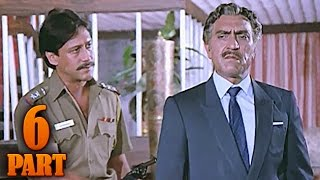 Jawab Hum Denge (1987) | Jackie Shroff, Shatrughan Sinha, Sridevi | Hindi Movie Part 6 of 8 | HD